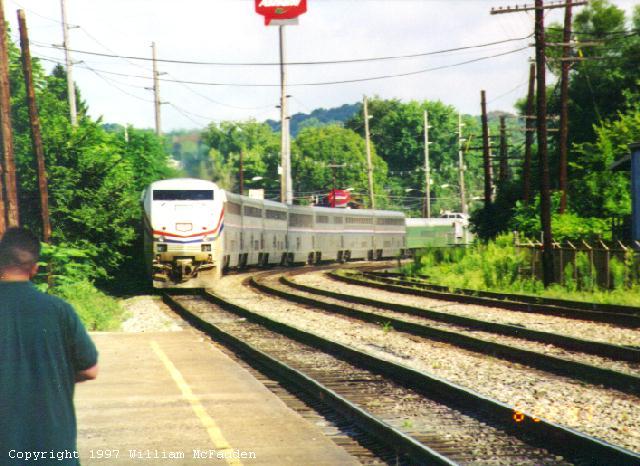 RailPictures.Net Photo: AMTK 921 Amtrak ASEA AEM-7 at Unknown ...