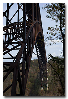 The New River Gorge Bridge