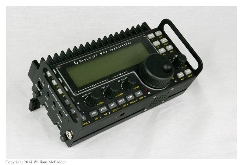 Amateur Radio Station WD8RIF | KX3 Travel Kit