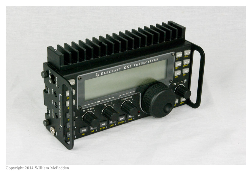 Amateur Radio Station WD8RIF | Elecraft KX3