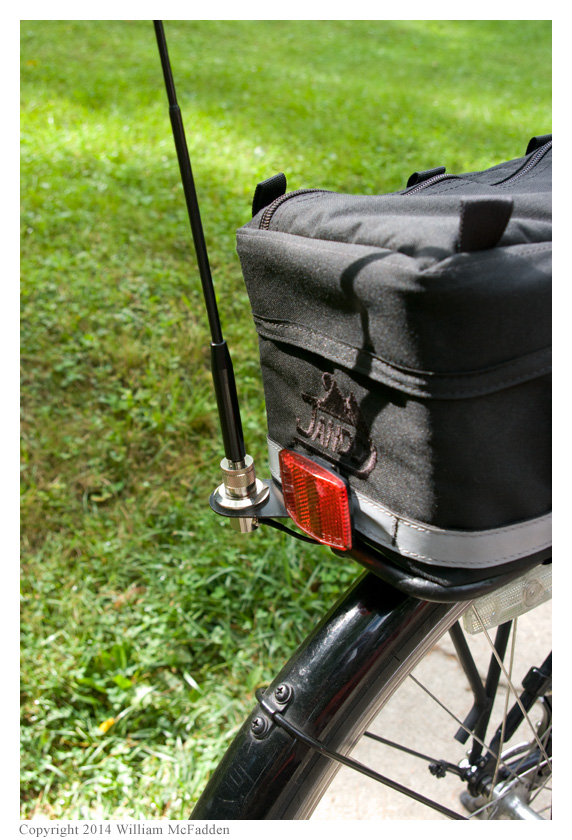 Amateur Radio Station WD8RIF | Bicycle-Mobile