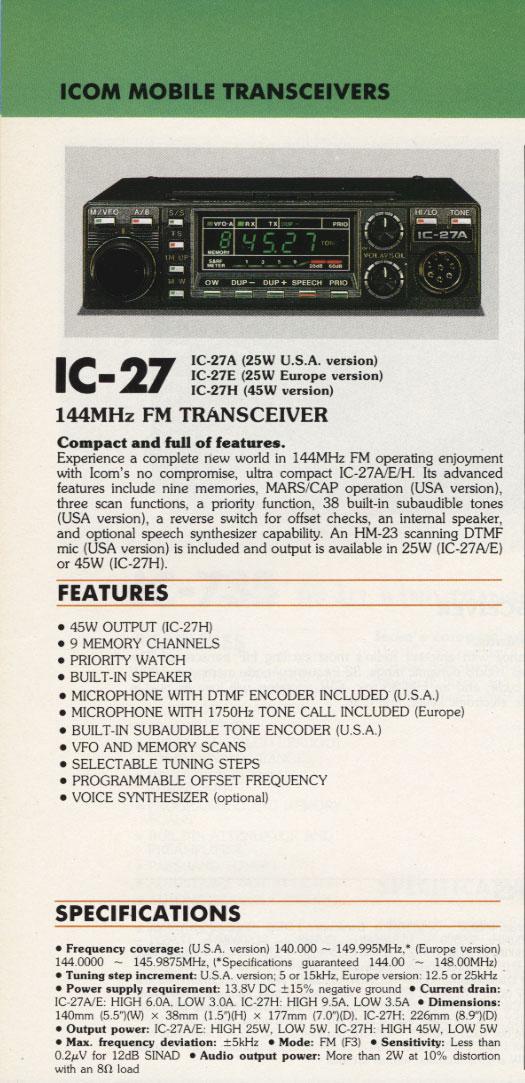 amateur radio station wd8rif archives articles rh wd8rif com Icom 22 00H Back icom ic-2200h manual español pdf