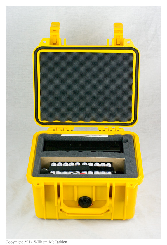 Amateur Radio Station Wd8rif Kx3 Travel Kit