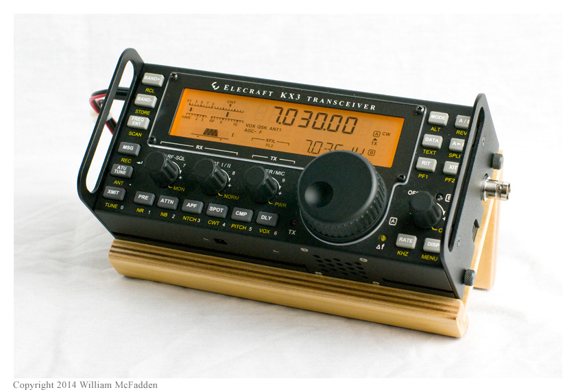 Amateur Radio Station WD8RIF | Elecraft KX3