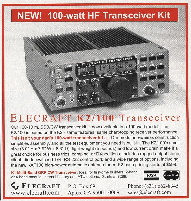 Elecraft K2 Manual Pdf