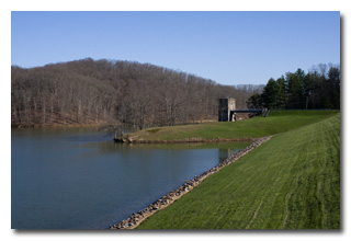 Tom Jenkins Dam -- click to enlarge