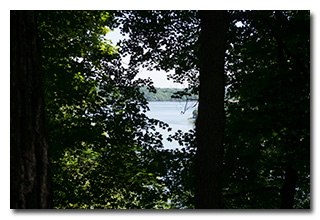 The view of the lake -- click to enlarge