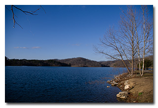 Paintsville Lake -- click to enlarge