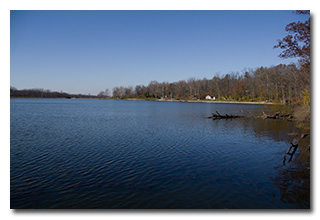 Kiser Lake -- click to enlarge