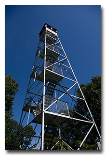 The 60' Copperhead Lookout Tower